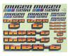 Image 1 for Mugen Seiki MBX6 Decal Sheet