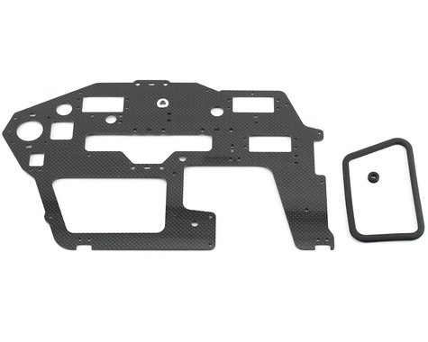 Align Carbon Main Frame 2mm (Left)