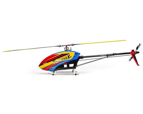 Align T-REX 650X Dominator Electric Helicopter Kit
