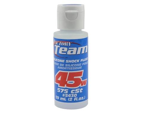 Team Associated Silicone Shock Oil (2oz) (45wt)
