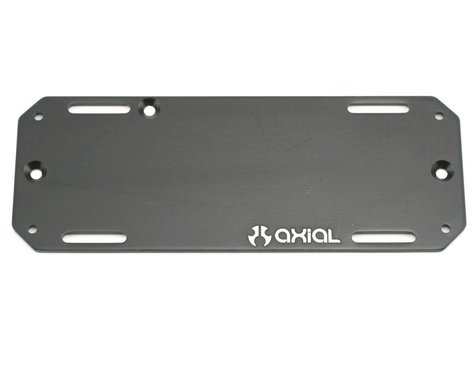 Axial Radio Plate