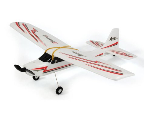 Ares Gamma 370 RTF Electric Park Flyer Airplane