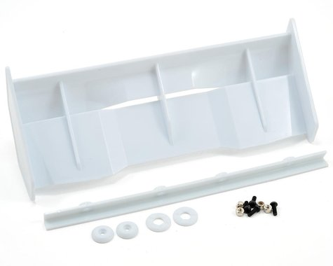 """Bittydesign """"Stealth"""" 1/8 Buggy & Truggy Wing Kit (White)"""