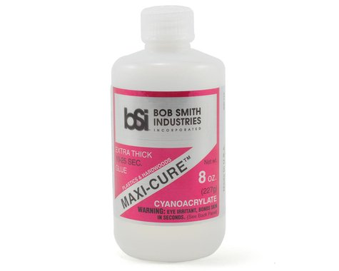 Bob Smith Industries MAXI-CURE Extra Thick CA Refill (8oz)