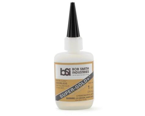 Bob Smith Industries SUPER-GOLD+ Gap-Filling Odorless Foam Safe (1oz)