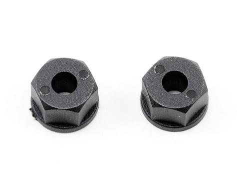 CRC 8-32 Nylon Locknut (2)