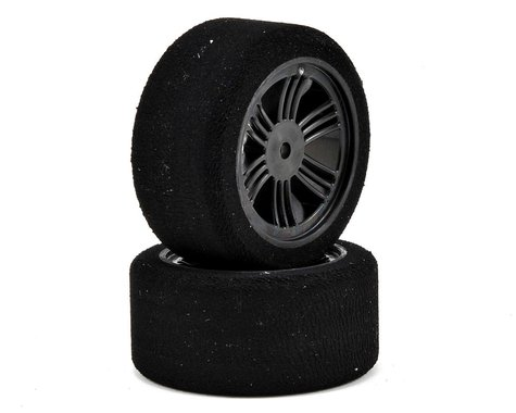 Contact 30mm 1/10 Nitro Sedan Foam Rear Tires (2) (37 Shore)