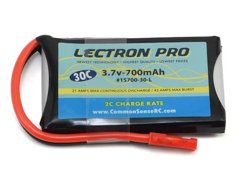 Common Sense RC Lectron Pro 1S LiPo 30C LiPo Battery (3.7V/700mAh)