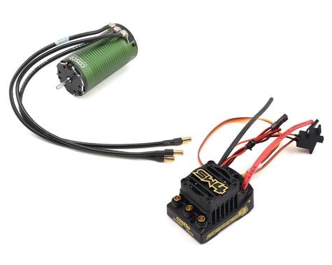 Castle Creations Sidewinder SW4 Waterproof 1/10 ESC/Motor Combo w/1415 (2400kV)