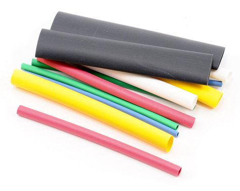DuBro Assorted Package Of Heat Shrink Wrap