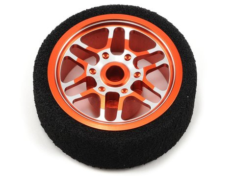 Dynamite DX3S/DX4S Custom Steering Wheel (Orange)