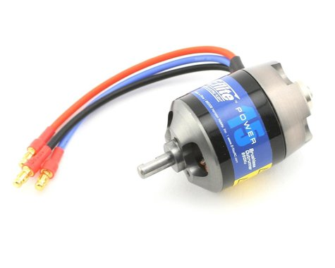E-flite Power 15 Brushless Outrunner Motor, 950Kv: 3.5mm Bullet