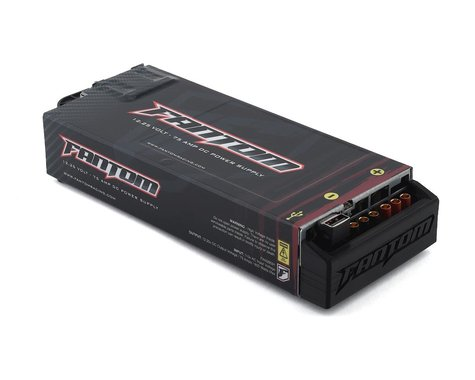 Fantom Power Supply w/USB & Protective Front Cover (12V/75A/900W)