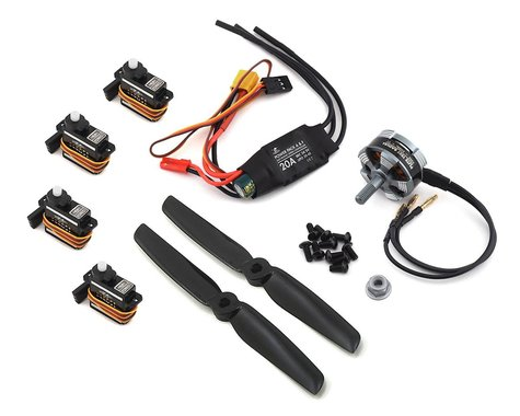 """Flite Test Power Pack F """"Radial Edition"""""""