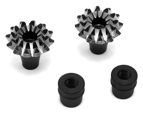 FrSky Grande Lotus Style 3D M4 Gimbal Stick End (Black)