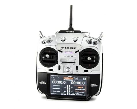 Futaba 18SZ 2.4GHz FASST 18 Channel Radio System (Airplane) w/R7014SB Receiver