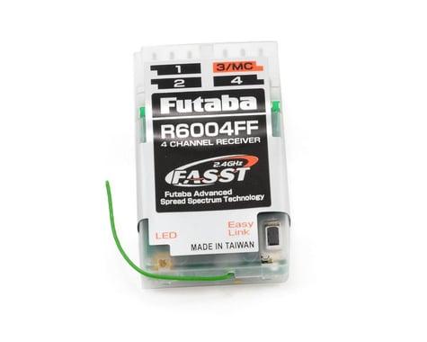 Futaba R6004FF 2.4GHz FASST 4 Channel Micro Air/Heli Receiver