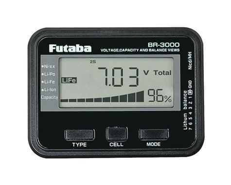 Futaba BR3000 Battery Checker