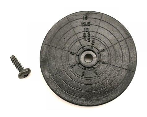 Futaba Medium Round Wheel Servo Horn