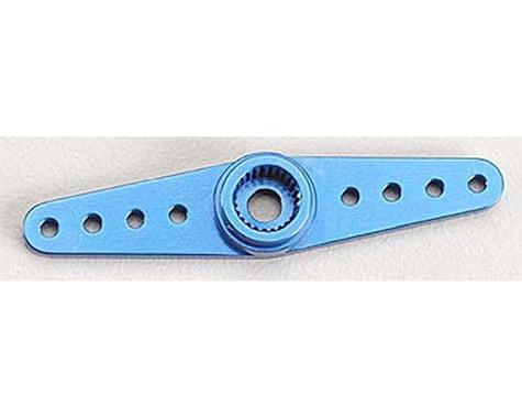Futaba Aluminum 20mm Double Servo Horn (Blue)