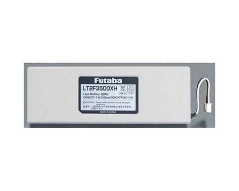 Futaba LiPo 2S 7.4V 3500mAh Transmitter Battery 18M