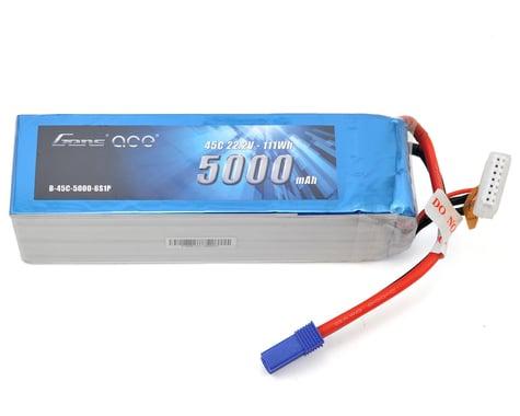 Gens Ace 6s LiPo Battery 45C (22.2V/5000mAh)