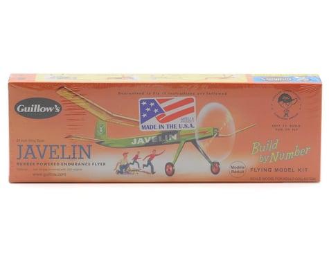 Guillow Javelin Rubber Powered Endurance Flyer