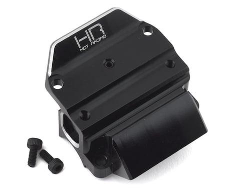 Hot Racing Arrma 6S Aluminum Gearbox Case Bulkhead Cover (Black)