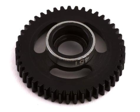 Hot Racing Steel Spur Gear (Traxxas 1/16) (45T)