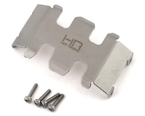 Hot Racing Axial SCX24 Stainless Steel Center Belly Skid Plate