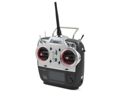 Hitec Flash 8 2.4GHz 8-Channel Aircraft Radio System w/Optima 9 Receiver