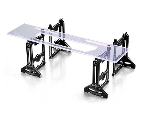 Hudy Universal Exclusive Set-Up System For 1/10th Touring Cars