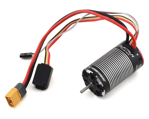 Hobbywing QuicRun Fusion FOC 2-in-1 ESC & Motor System (1800Kv)