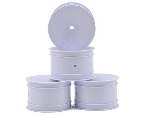 JConcepts 12mm Hex Mono 2.2 Rear Wheels (4) (B6/B74/RB6) (White)