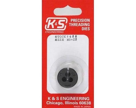K&S Engineering 3mm Metric Die