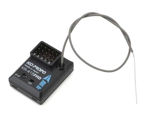 KO Propo KR-415FHD 2.4GHz 4-Channel FHSS Micro Receiver