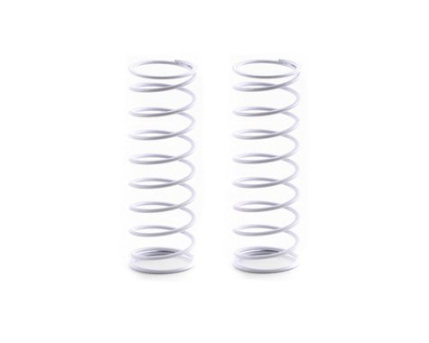 Kyosho 70mm Big Bore Front Shock Spring (White) (2)
