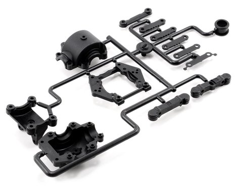Kyosho Front Bulkhead Set (ZX-5 FS)