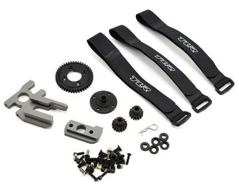 Losi 8IGHT Electric Conversion Kit Hardware Package