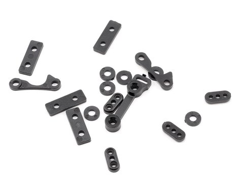 Losi Chassis Spacer & Cap Set