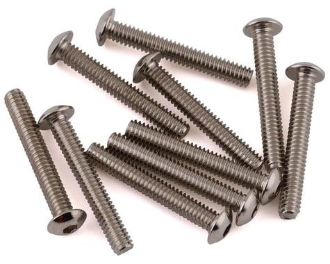 """Losi 5-40x7/8"""" Button Head Screws (8)"""