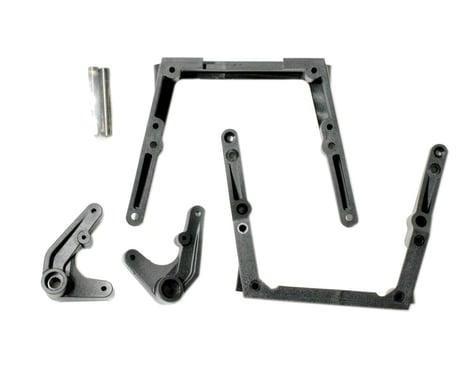 Losi Steering Bellcrank, Shaft, Brace: LST/2, AFT, MGB