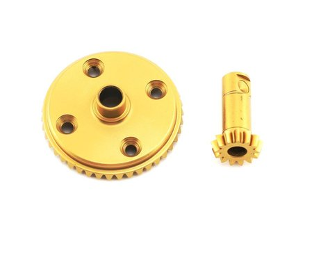 Losi Front/Rear Diff Ring & Pinion, TiNi: LST/2,AFT,MGB
