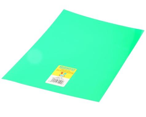 "Midwest .005 x 7.6 x 11"" PVC Sheet (Green)"