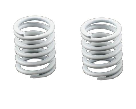 Mugen Seiki Front Shock Springs 1.9 (White) (MRX/MTX) (2)