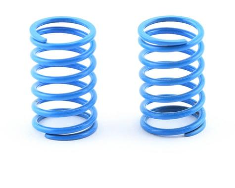 Mugen Seiki Rear Shock Springs 1.7 (Light Blue) (MTX/MSX) (2)