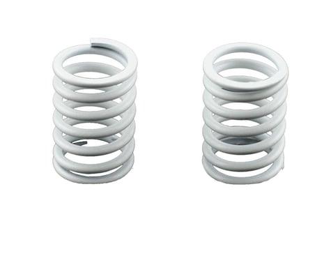 Mugen Seiki Rear Shock Springs 1.9 (White) (MRX/MTX) (2)
