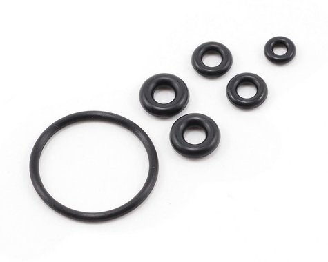 Mugen Seiki Ninja JX21 O-Ring Needle Set (6)