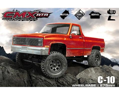 MST CMX RTR Scale Rock Crawler w/C-10 Body (Orange)
