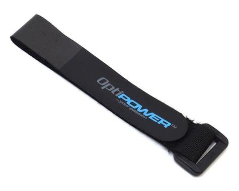 Optipower Hook & Loop Battery Strap (Medium) (20x225mm)
